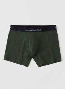 [미국] 아베크롬비앤피치 사각팬티 Abercrombie&Fitch BOXER BRIEF Green