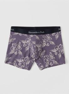 [미국] 아베크롬비앤피치 사각팬티 Abercrombie&Fitch BOXER BRIEF Purple Pattern