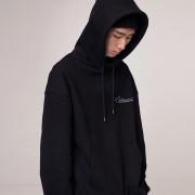 [디자이너윈도 단독][노이어] 스태프 후드 스웨트M 블랙 Noirer Staff Hood Sweat Black