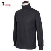 남자 터틀넥 기모 맨투맨 T631 겨울 목폴라 티셔츠