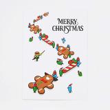 잠보아일랜드 크리스마스 카드_솔리들의 쿠키런
