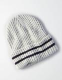 [미국직구] 아메리칸이글 비니 줄무니 - AEO Stripe Beanie Grey