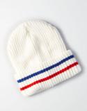 [미국직구] 아메리칸이글 비니 줄무니 - AEO Stripe Beanie Cream