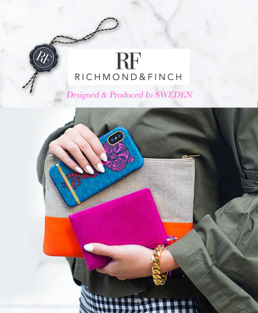 (한국총판) 리치몬드앤핀치 아이폰X 케이스 타이거앤드래곤 RichmondFinch