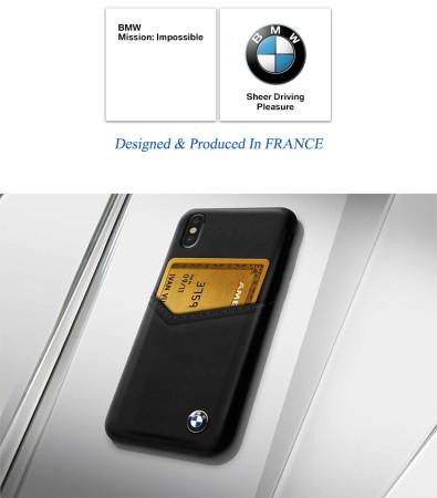 (한국총판) 아이폰X BMW 정품 케이스