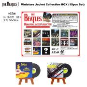 비틀즈 미니어처 자켓 콜렉션 Box Set(1BOX=15입)