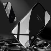 [아이폰X 8 7 플러스] 슈퍼 슬림 강화유리 케이스