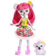 [미국] 요정인형 엔찬티몰스 코알라 Enchantimals Karina Koala Doll