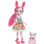[미국] 요정인형 엔찬티몰스 버니 Enchantimals Bree Bunny Doll