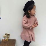 (사이즈할인)블루꾸숑 솜사탕원피스[핑크] S(5호)