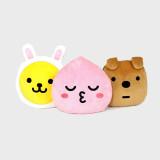 [공동구매] 키두 카카오프렌즈 프렌즈팝 안전벨트 인형 특가 판매