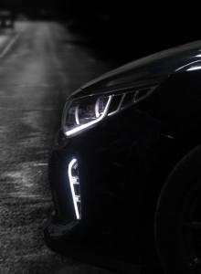 올뉴k5 SX전용 에어홀 JSR 데이라이트 / LED 안개등