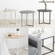 [룸앤홈] 북유럽스타일 다용도테이블 거실테이블 탁자 키즈테이블 사이드테이블