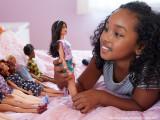 바비인형 꽃무늬 주름 - Barbie Floral Frills Fashion Doll