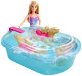 바비인형 수영장 스위밍풀 - Barbie Swimmin' Pup Pool Set