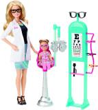바비인형 안과의사 - Barbie Careers Eye Doctor Playset