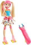 바비인형 바비걸스 롤러스케이트 인라인 애니미 돌 Barbie Girls Anime Doll