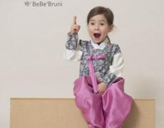 (봄신상)베베브루니 리버티 설날 한복세트(저고리+바지)[남아] S~XL
