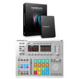 Native Instruments Maschine Studio White + Komplete 11 Ultimate UPG (K Select) 패키지