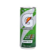 롯칠)게토레이 레몬(캔) 240ml×6개입 게토레이 기능성음료 이온음료 음료 스포츠음료